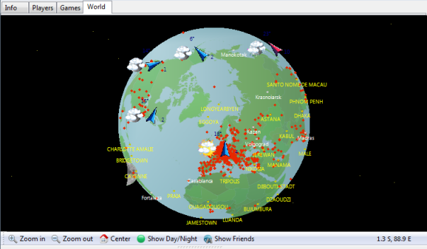 Playchess.com Zoomable Map Of The World At Night on glacial map of the world, titled map of the world, pdf map of the world, rotatable map of the world, bright map of the world, interactive map of the world, searchable map of the world, google map of the world, tectonic map of the world, zoom map of the world,